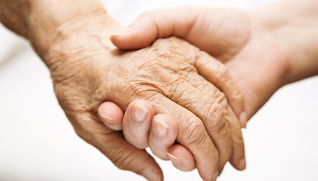 Rééducation de la personne âgée souffrant de troubles neurologiques